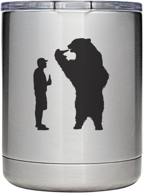 Beer Bear Lowball